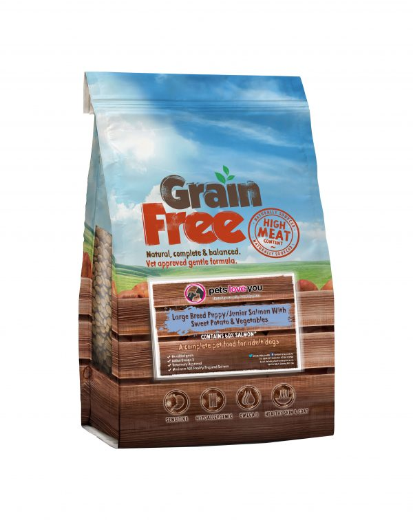 Grain Free Large Breed Puppy